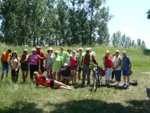 Szatmárnémeti természetjarók biciklitúra